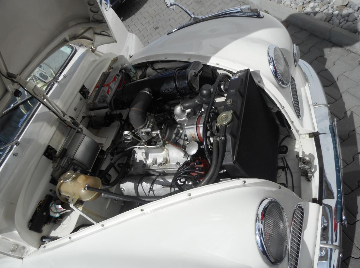 BMW V8 Motorinstandsetzung