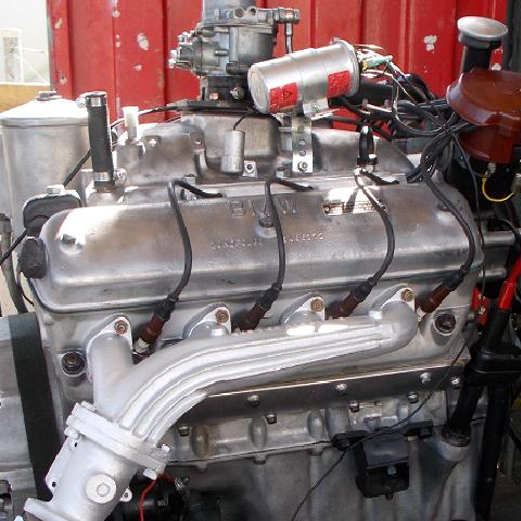 Motor instandgesetzt