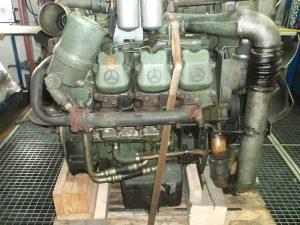 Mercedes Motoreninstandsetzung
