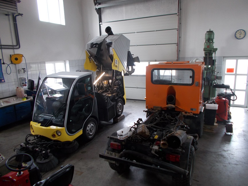 VM Motorinstandsetzung