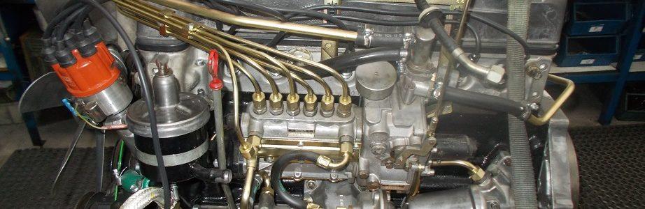 Motorüberholung 280