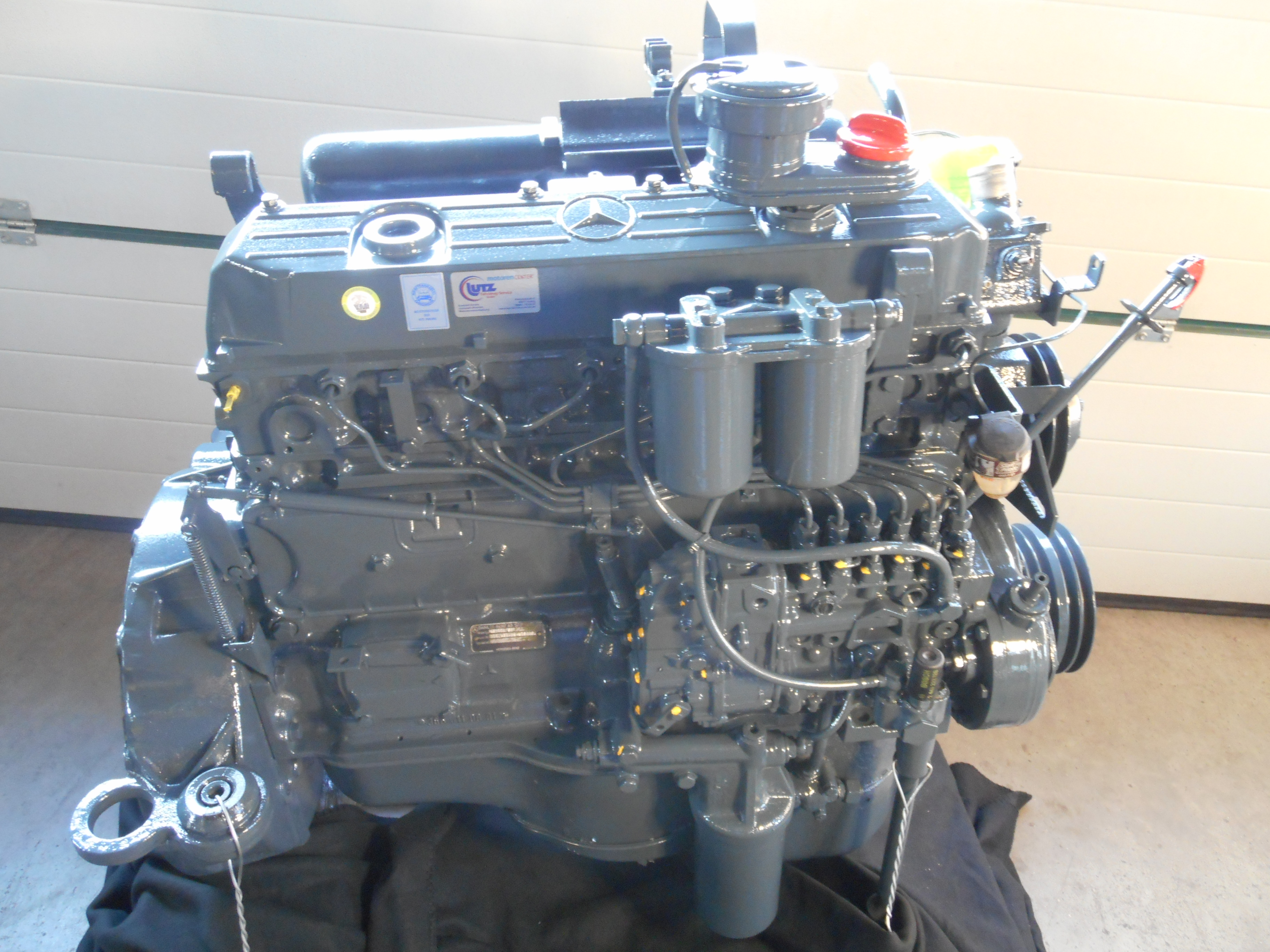 MB TRUCK Motor
